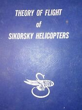 Sikorsky Helicopter Theory of Flight Handbook