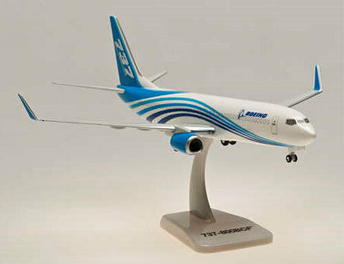 100% autentico Boeing House Color Color Color 737-800bcf 1 200 Hogan Wings modelo 0014 b737 winglets nuevo  barato