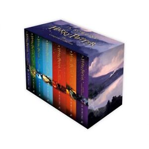 The Complete HARRY POTTER 7 Books Collection
