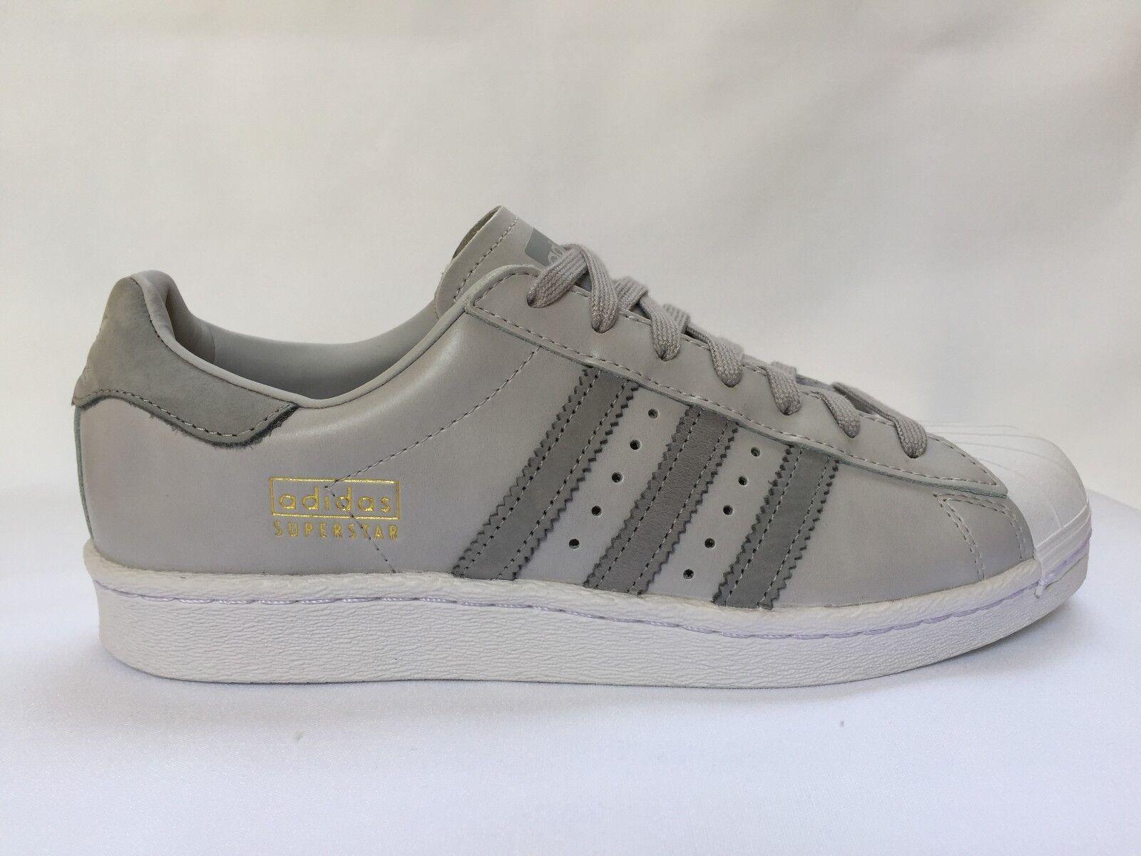 Adidas Original Superstar zapatos de hombres Atletic / zapatillas US gris 8 1 / 2 gris US / blanco bz0206 865de6