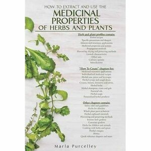 Medicinal-Properties-of-Herbs-and-Plants-Brand-New-Free-P-amp-P-in-the-UK