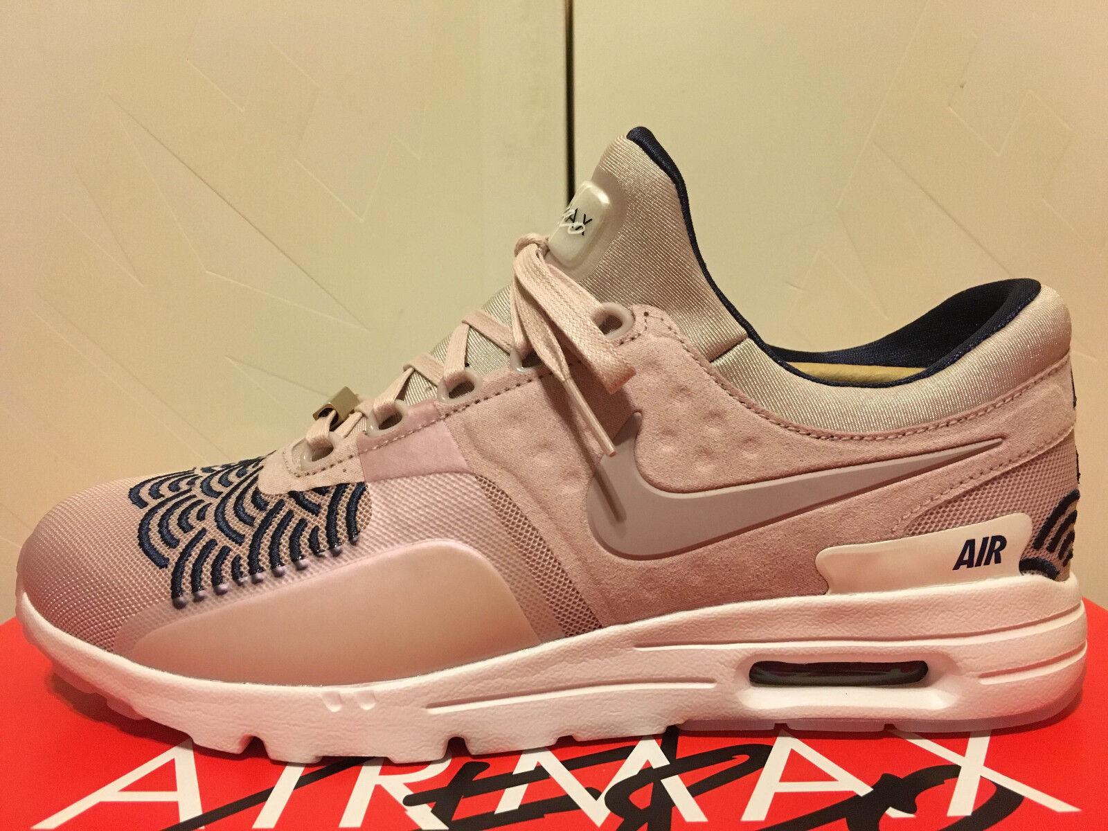 Nike Womens Air Max Zero LOTC QS Tokyo Champagne Champagne Champagne 847125-600 6-10 1 11 90 city 57f81f