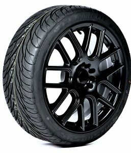 2-New-Federal-SS595-Performance-tires-255-40R17-94V
