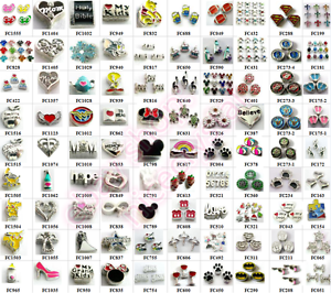10pcs-Mixed-Style-Floating-Charms-fit-Glass-Living-Memory-Locket-Free-shipping