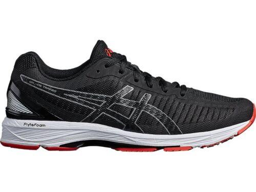 Asics GEL-DS Trainer 23 Black White Men Running Shoes D Width T818N-001