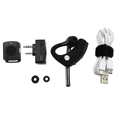 Bluetooth Wireless Adaptor Ptt Headset For Puxing Px 666 Px 328 Radio Ebay