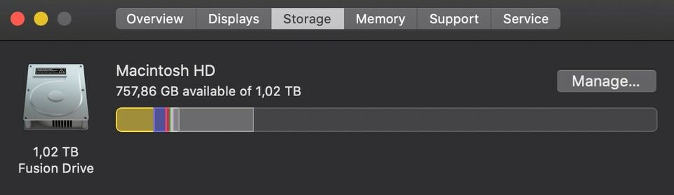 iMac, 27 Retina 5k late 2015, 3,2 GHz