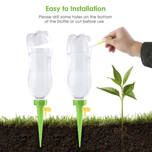 1XPlant Water Seepage Organ Automatic Drop Valve Adjust Flower Self-watering/_UK