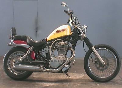 Exhaust Valve 1998 Suzuki LS650 Savage Street Motorcycle