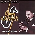 Benny Carter - Whan Lights Are Low (2004)