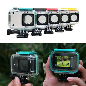 40M Waterproof Underwater Diving Protective Case for Xiaomi Yi 4K Action Camera