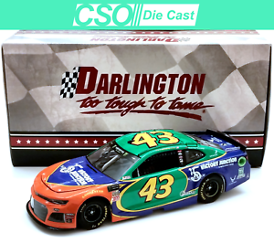 Bubba-Wallace-2019-Victory-Junction-Darlington-Throwback-1-24-Die-Cast-IN-STOCK