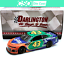 thumbnail 1 - Bubba-Wallace-2019-Victory-Junction-Darlington-Throwback-1-24-Die-Cast-IN-STOCK