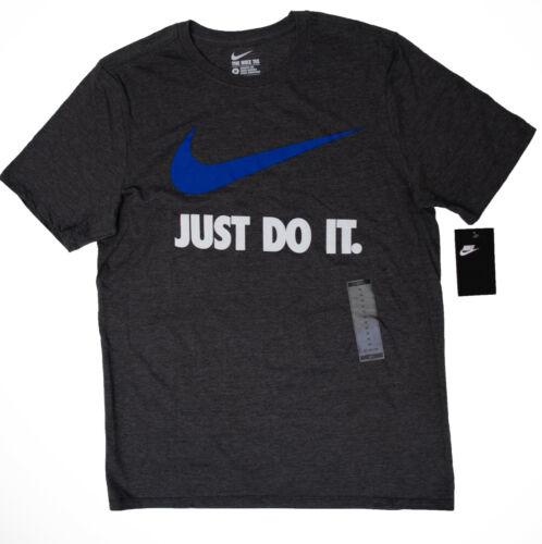 NIKE Tee T SHIRT Graphic Swoosh Just Do It Logo Men/'s S-4XL Regular Athletic Fit