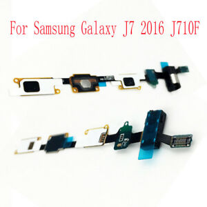 Home-Button-Sensor-Key-Audio-Jack-Flex-Cable-For-Samsung-Galaxy-J7-J710F-2016