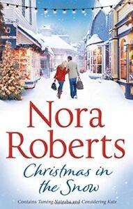 Nora-Roberts-Noel-en-The-Neige-Tout-Neuf-Livraison-Gratuite-Ru