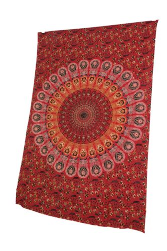 Mandala Tapestry Indian Wall Hanging Decor Bohemian Hippie Twin Poster New