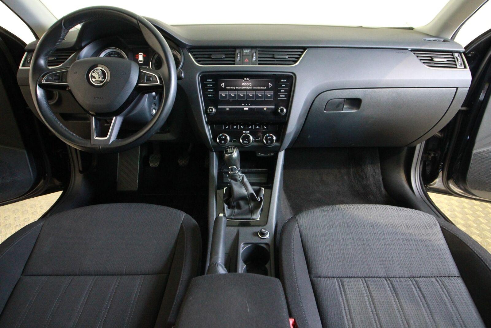 Skoda Octavia TSi 150 Style Combi