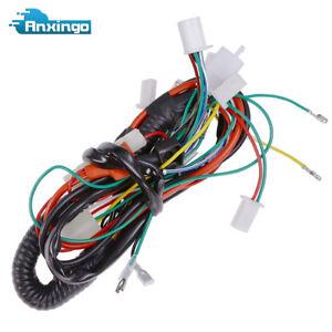 la foto se está cargando electric-wiring-harness-for-chinese-atv-utv-go-