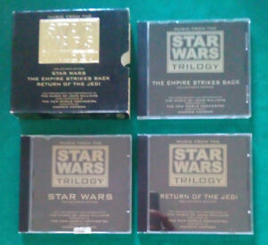 CD-Compilation-John-Williams-Music-From-Star-Wars-Trilogy-Collector-039-s-Edition-S1