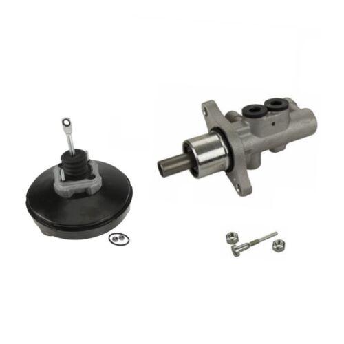 Brake Booster Vacuum Type Master Cylinder Fits BMW E46 325Ci 325i 325xi 330i