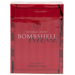 Victoria`S Secret Bombshell Intense 50 ML Eau de Parfum Edp Spray Pour Femme