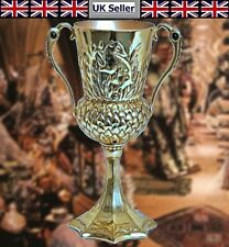 Wizard Trophy Cup Inspired by Film Book Magical world Necklace Pendant UK Seller