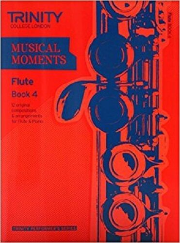 Musical Moments Flute Book 4 - Trinity College London