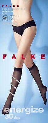 Adattabile Falke Leg Energizer 30 Il Calzettoni Da Donna Con Compressione- Buon Sapore