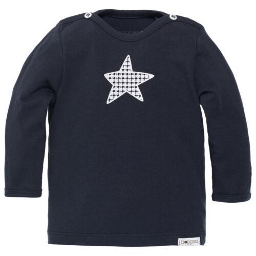 noppies 67304 Langarmshirt Monsieur navy  dunkelblau