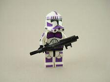 LEGO Star Wars Mace Windu Battalion Phase 2 Clone Trooper Mini Figure