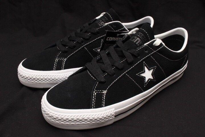 converse / one star ochse schwarz / converse weiß 159579c ec773c