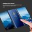 miniature 2 - SMART Miroir Clear View Flip capot de Coque Arrière Dur Samsung Galaxy S8 S9 S10 +
