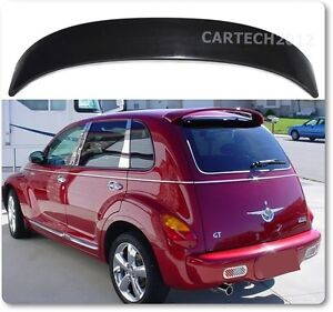 chrysler pt cruiser rear roof spoiler tuning. Black Bedroom Furniture Sets. Home Design Ideas