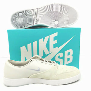 509f47dd7366 Nike SB Zoom Mens White Size 12 Paul Rodriguez Skateboarding Shoe ...