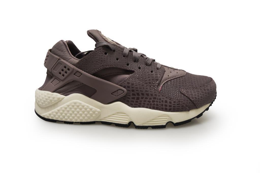 Damen Nike Luft Huarache - Run Aufdruck - Huarache 725076 501 - lila rauch Segel Turnschuhe 7b5f88