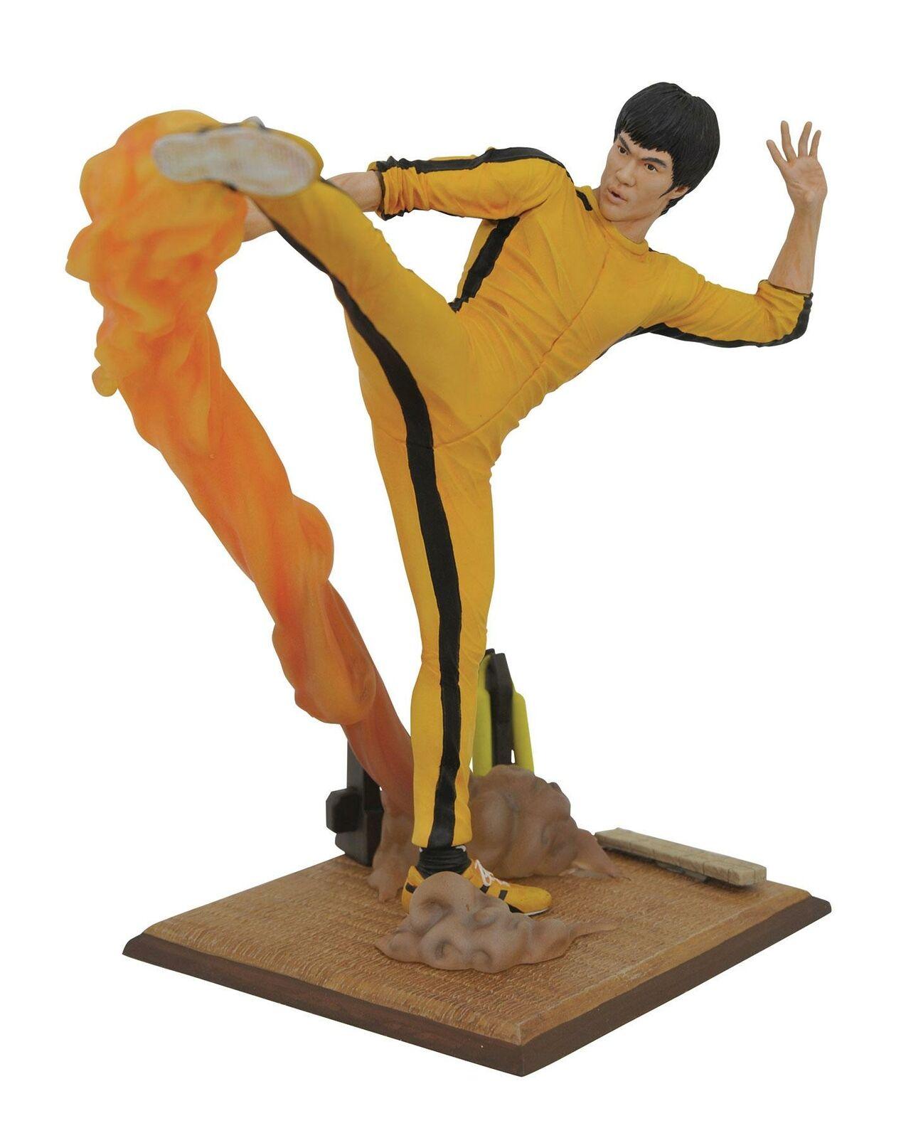 Bruce Lee Calci cifra in PVC
