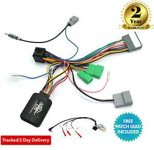 CTSHO002AA Stalk Control Adaptor With Built In Aerial Adaptor For Honda Civic