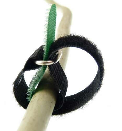 20 x câble Velcro Velcro 160 x 16 mm Foncé Vert Velcro Serre-câbles Velcro Bandes