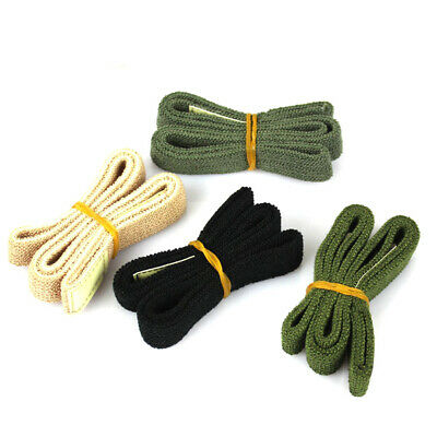 Tbest Tactical Helmet Accessories 2pcs Military Helmet Strap Band Tactical Airsoft Reflective Camo Strap for M1 M88 MICH Military Helmet