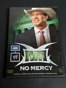 WWE-No-Mercy-2010-Dvd-WrestleMania-21-Sunday-April-3th-2003