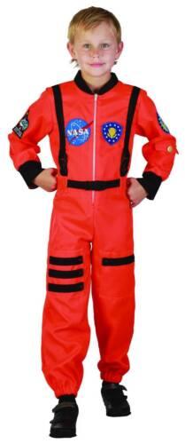 Astronauten-Kostüm für Jungen Cod.214568