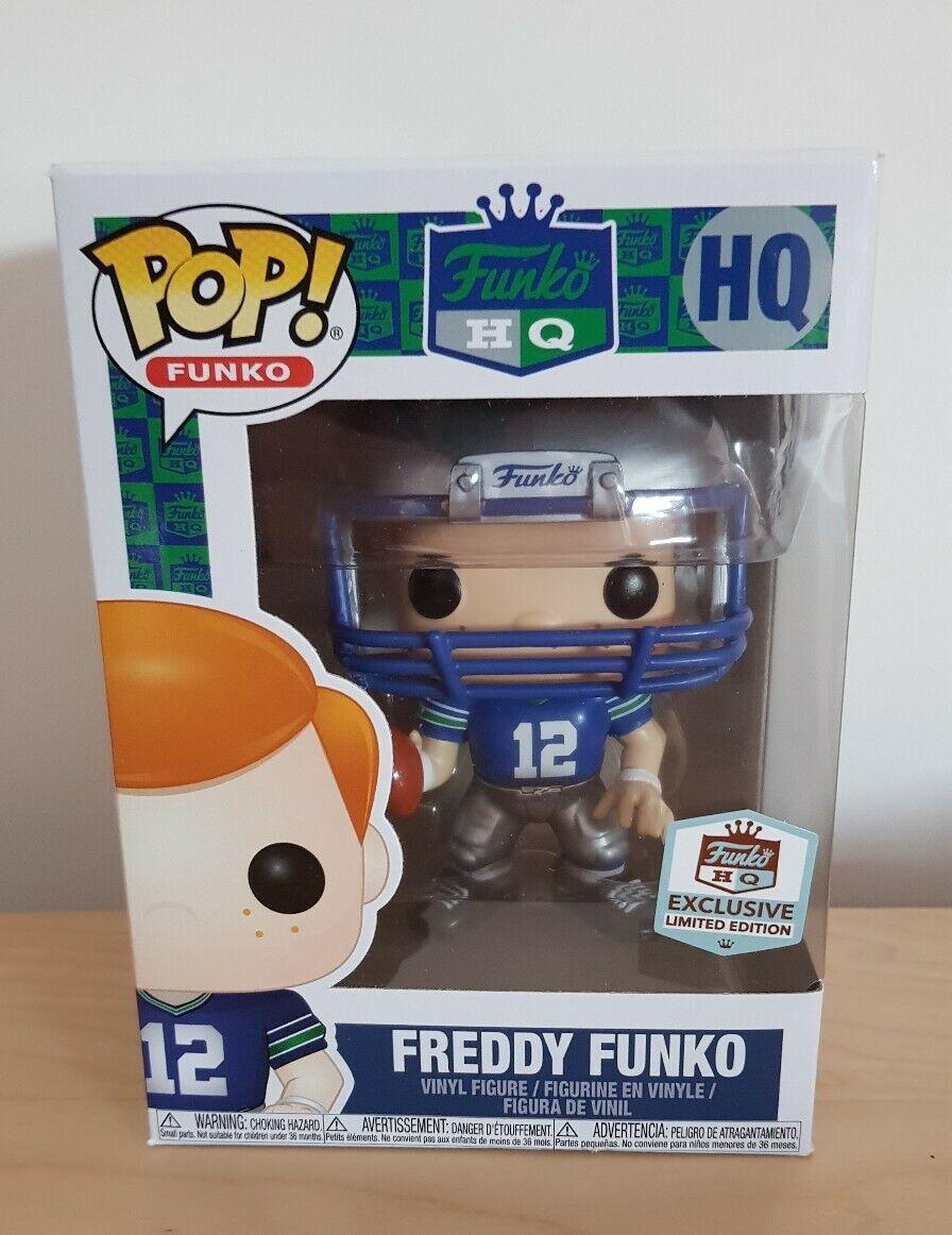 Funko HQ Pop - American Football Frotdy Funko Exclusive