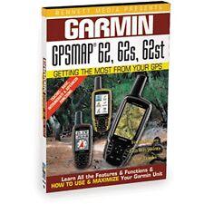 Garmin GPS Map 62: 62, 62s, 62st (DVD, 2011)