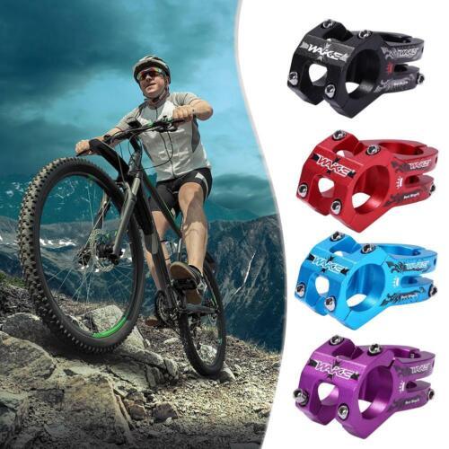 31.8mm Aluminum Alloy Fixed Cycling Mountain Bike Short Handlebar Stem Riser