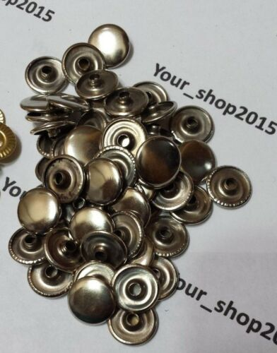 Metal Snap Button Press Stud Rapid Popper Rivet Fastener Punch Tool replacements