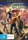 Justice League - Throne Of Atlantis (DVD, 2015)