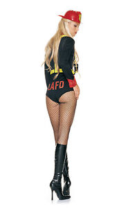 Leg-Avenue-Sexy-Lady-Fire-Fighter-Fancy-Dress-Party-Costume-83018