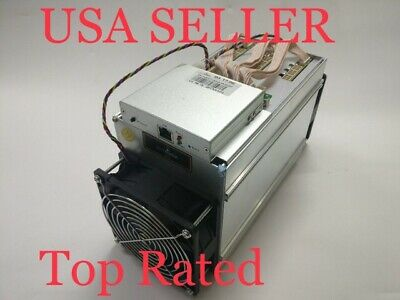 * Bitmain Antminer D3 ASIC Miner Dash Coin 2 Bitcoin W// Nicehash Mines X11