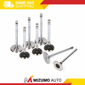 Intake Exhaust Valves Fit for 81-95 Toyota Celica Pickup 4Runner 22R 22RE 22REC